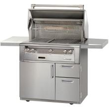 """See Details - 36"""" Sear Zone Grill with Deluxe Cart"""