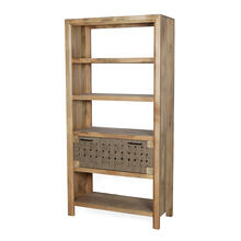 See Details - Shelf With Drawer