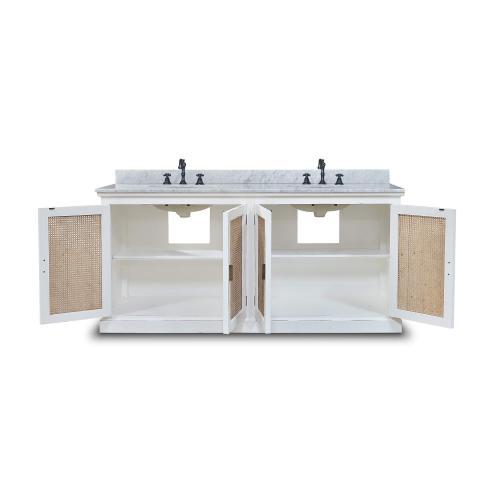 Product Image - Wilmington Double Vanity w/ Sink & Marble top