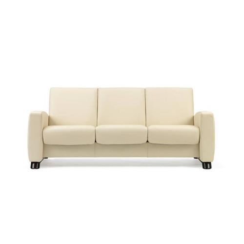 Stressless By Ekornes - Arion Low Back 3-Seater
