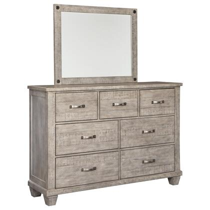 See Details - Naydell Dresser and Mirror