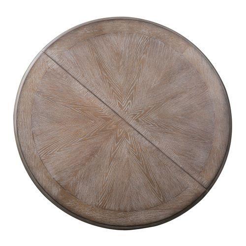 Gallery - 5 Piece Pedestal Table Set