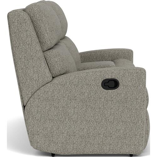Catalina Reclining Loveseat with Console