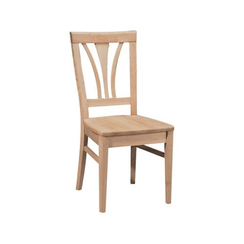 Product Image - Unfinished Fanback Chair