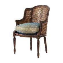 Louis Bergère Accent Chair