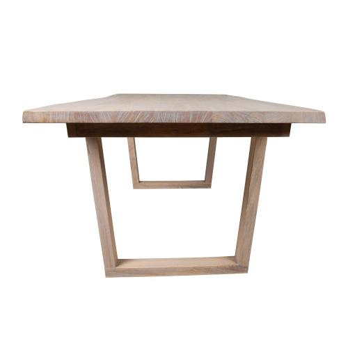 Dining Table, Available in Hampton Grey Finish.