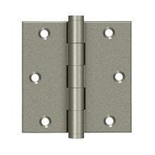"""View Product - 3-1/2"""" x 3-1/2"""" Square Hinges"""