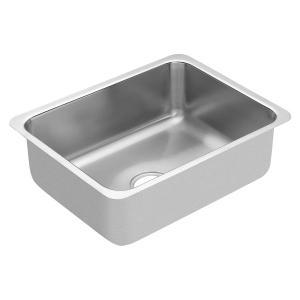 "1800 Series 18""x23"" stainless steel 18 gauge single bowl sink Product Image"