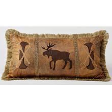See Details - Canoe & Moose