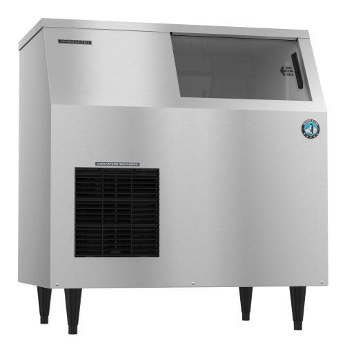 F-500BAJ, Flaker Icemaker, Air-cooled, Built in Storage Bin