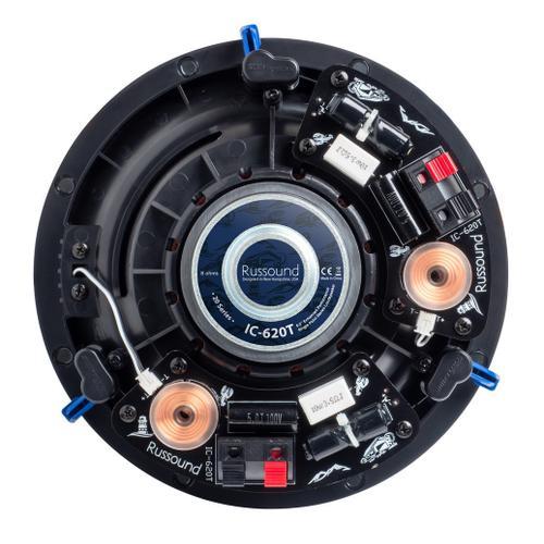 """IC-620T 6.5"""" Enhanced Single Point Stereo Loudspeaker"""