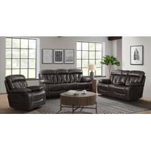 59930-Spectrum Java (Sofa & Love) Glider Recliner