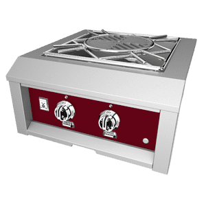 "Hestan - 24"" Hestan Outdoor Power Burner - AGPB Series - Tin-roof"
