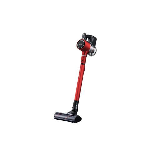 LG CordZero™ A9 Charge Cordless Stick Vacuum - Matte Red