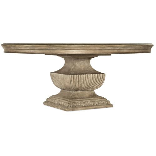 Castella 72in Round Urn Table