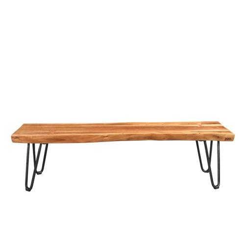 Porter International Designs - Mojave Dining Bench, SB-1302FF
