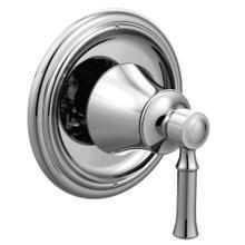 Dartmoor Chrome transfer valve trim