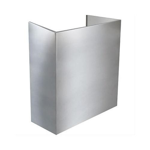 """BEST Range Hoods - 30"""" Flue Cover for 10' Ceiling - Extended Depth"""
