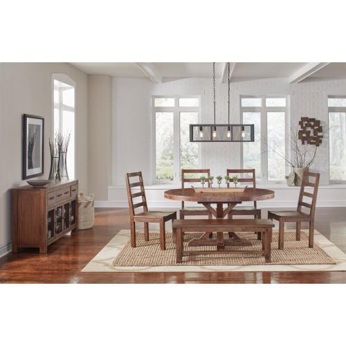 Gallery - Pedestal Table