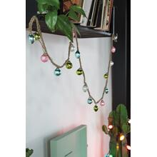 """See Details - Celebrate Garland (Size:75.5""""x 1""""x 2.25"""", Color:Multicolor)"""