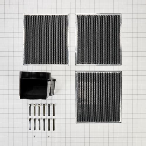 Range Wall Hood Recirculation Kit - Other