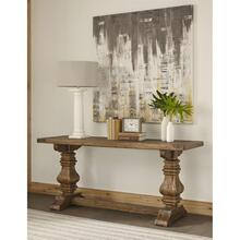View Product - Hawthorne - Console Table - Barnwood Finish