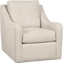 Hickorycraft Swivel Chair (087710BDSC)