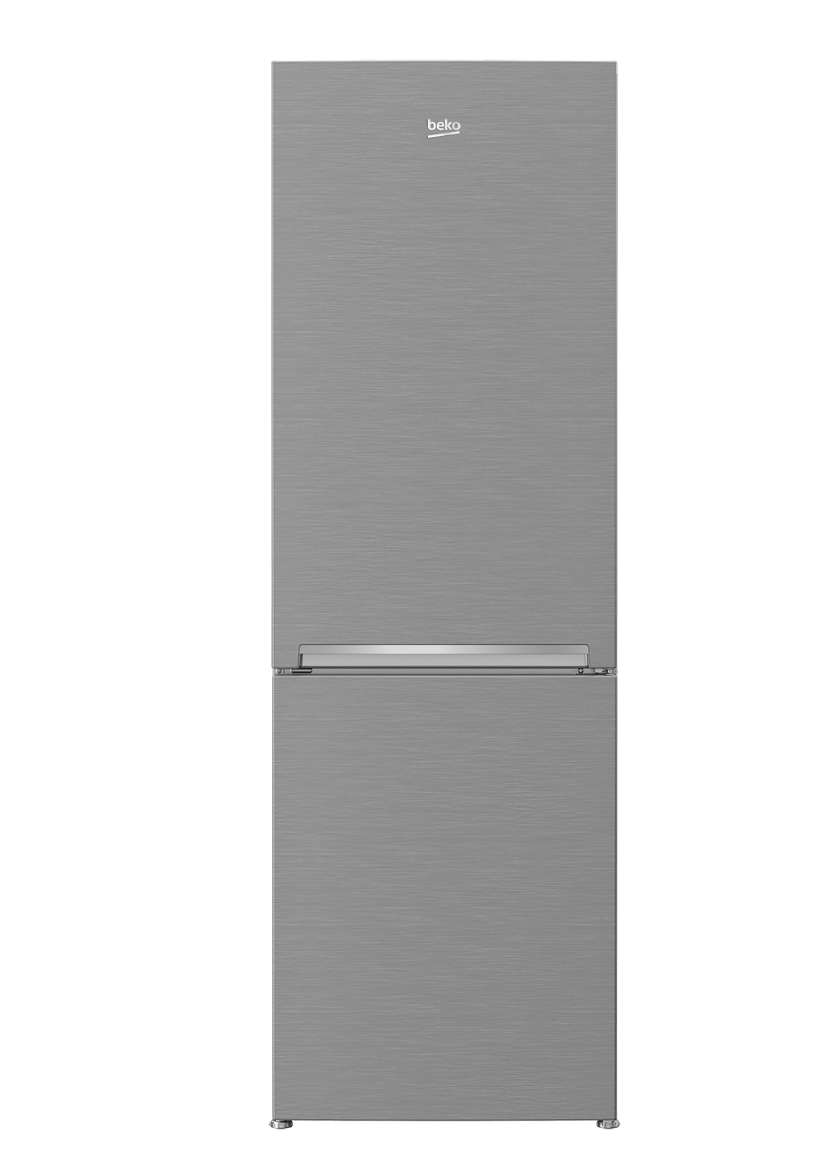 "Beko24"" Freezer Bottom Stainless Steel Refrigerator"