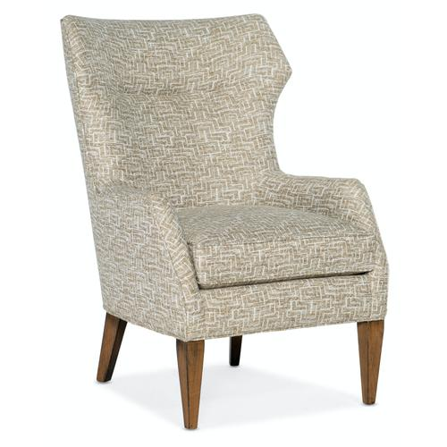 Sam Moore Furniture - Living Room Hermosa Wing Chair