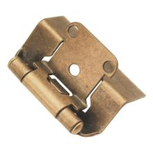 See Details - Semi-Concealed Full Wrap Hinge (2-Pack)
