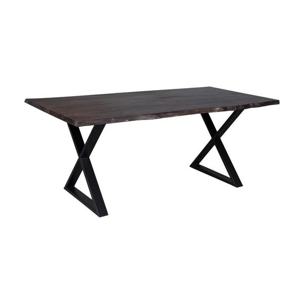"""See Details - Manzanita Midnight 82"""" Dining Table with Different Bases, VCS-DT82M"""