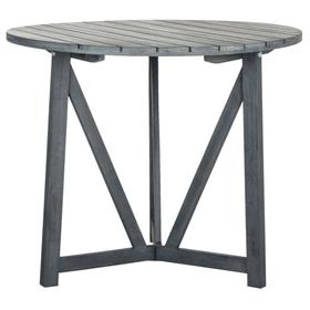 Cloverdale Round Table - Ash Grey