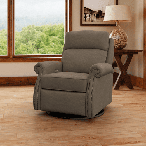 Leslie Swivel Reclining Chair CL767-10/SHLRC