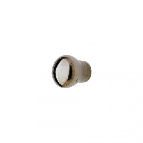 Mushroom Knob - CK313 White Bronze Medium