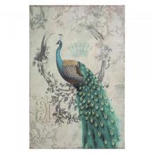 Peacock Poise II