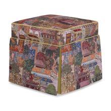 See Details - Aria Ottoman