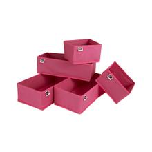 Drawer organizers - Pink