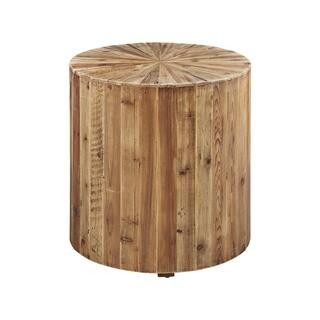 Sunburst Side Table