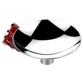 "Soap dish, wall mounted, 6"" diameter"