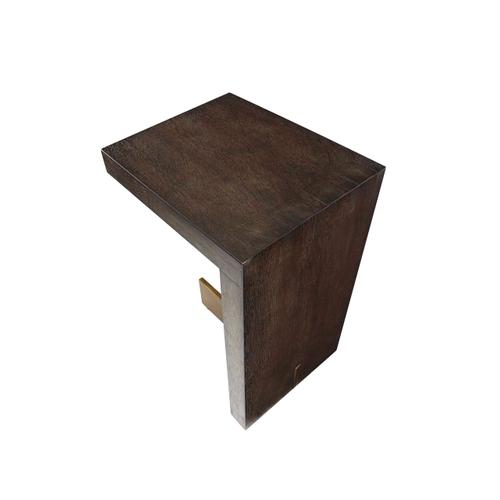 Woodwright Ennis Accent Table