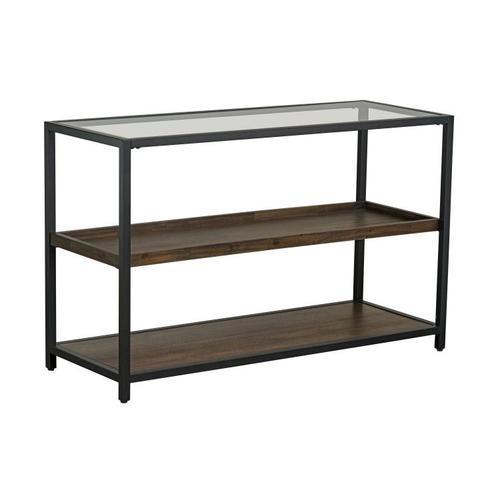 Standard Furniture - Copeland Sofa Table, Brown