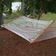 See Details - Large Original Polyester Rope Hammock