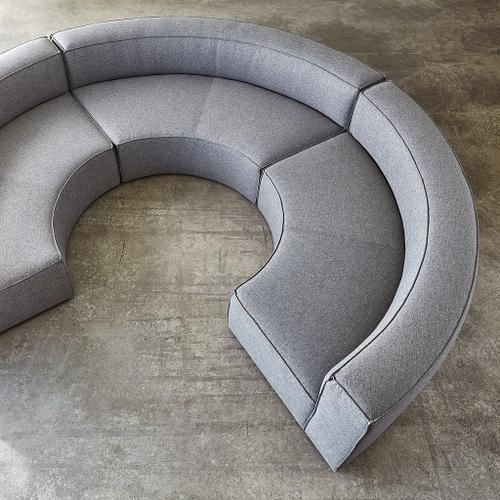 Product Image - Mix Modular Arc Vegan Appleskin Leather Licorice