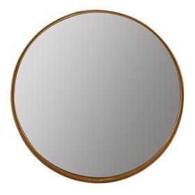 Vianna Round Shelf Mirror