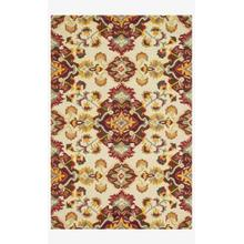 View Product - MF-05 Multi / Red Rug