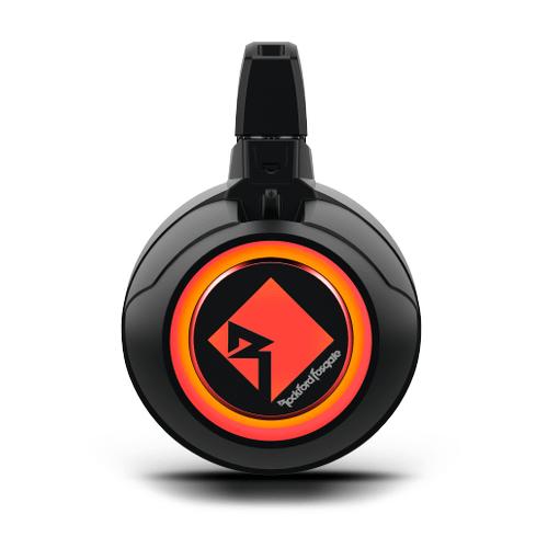 "Rockford Fosgate - M2 8"" Color Optix™ 2-Way Horn Wake Tower Speakers - Black"
