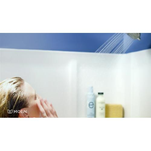 Darcy Spot resist brushed nickel Posi-Temp ® tub/shower