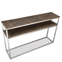 Console Table - Brindled Fawn Finish
