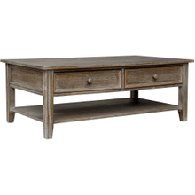See Details - New Haven Cocktail Table