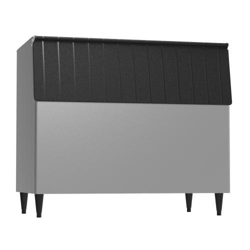 "B-900PF, 52"" W Ice Storage Bin with 900 lbs Capacity - Vinyl-Clad Exterior"